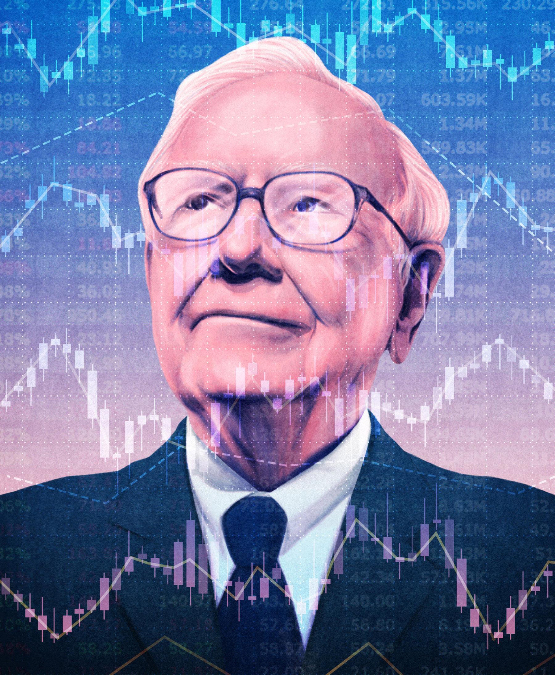 "Book Cover for ""The Essays of Warren Buffett"""
