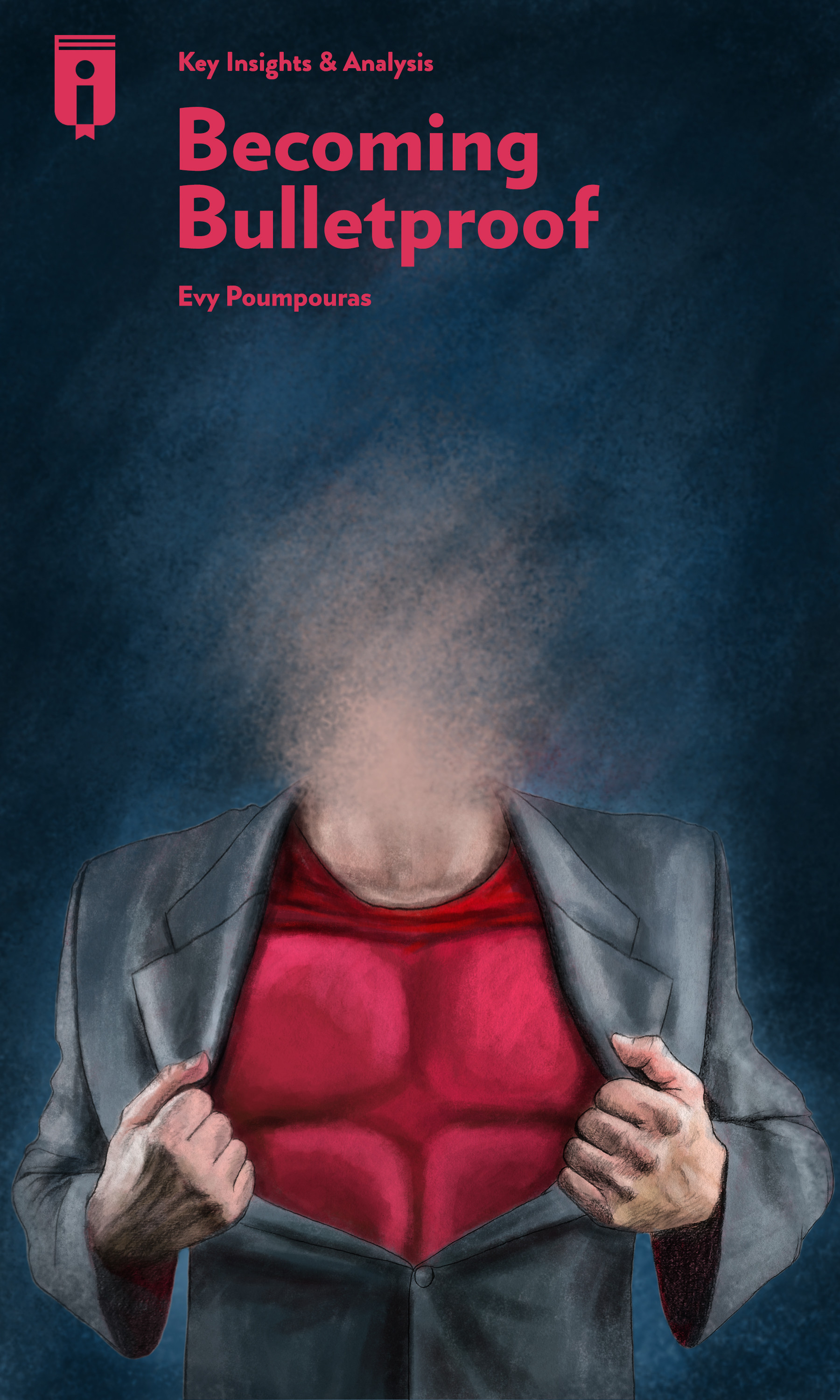 """Book Cover for """"Becoming Bulletproof"""""""