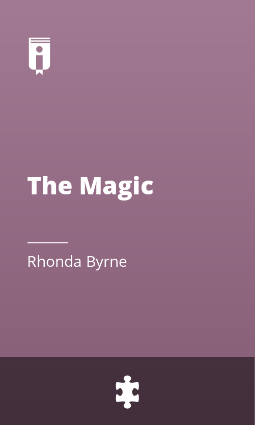 "Book Cover for ""The Magic"""