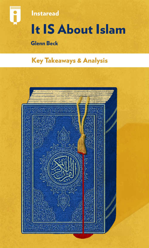 """Book Cover for """"It IS About Islam"""""""