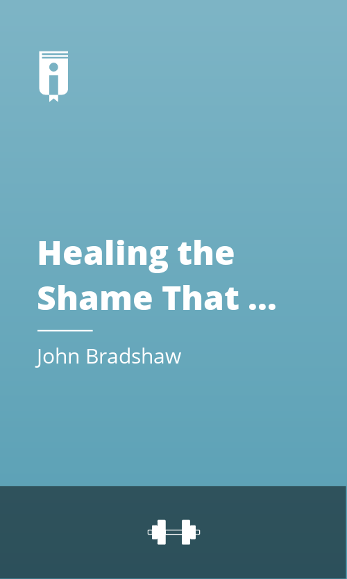"""Book Cover for """"Healing the Shame That Binds You"""""""