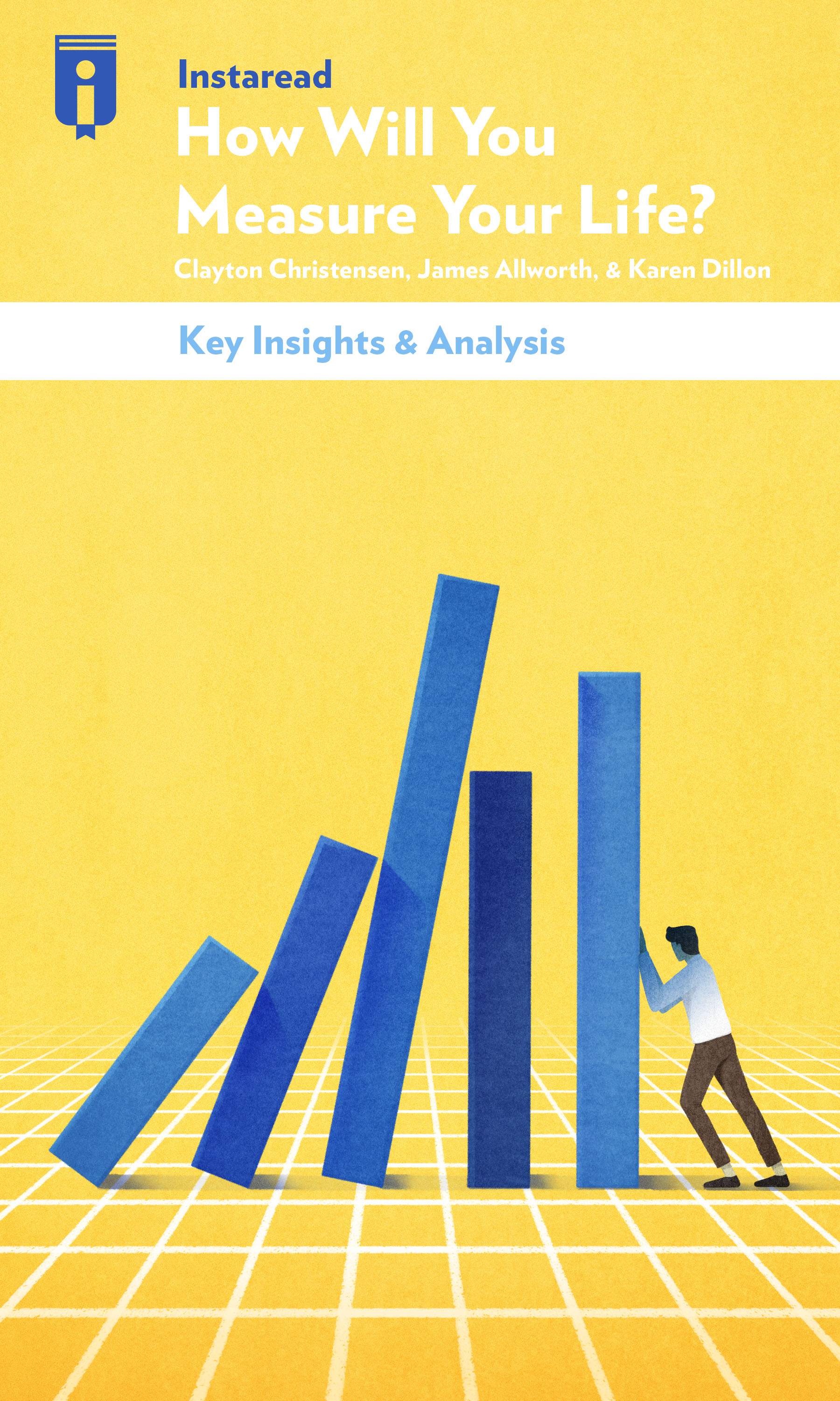 "Book Cover for ""How Will You Measure Your Life?"""