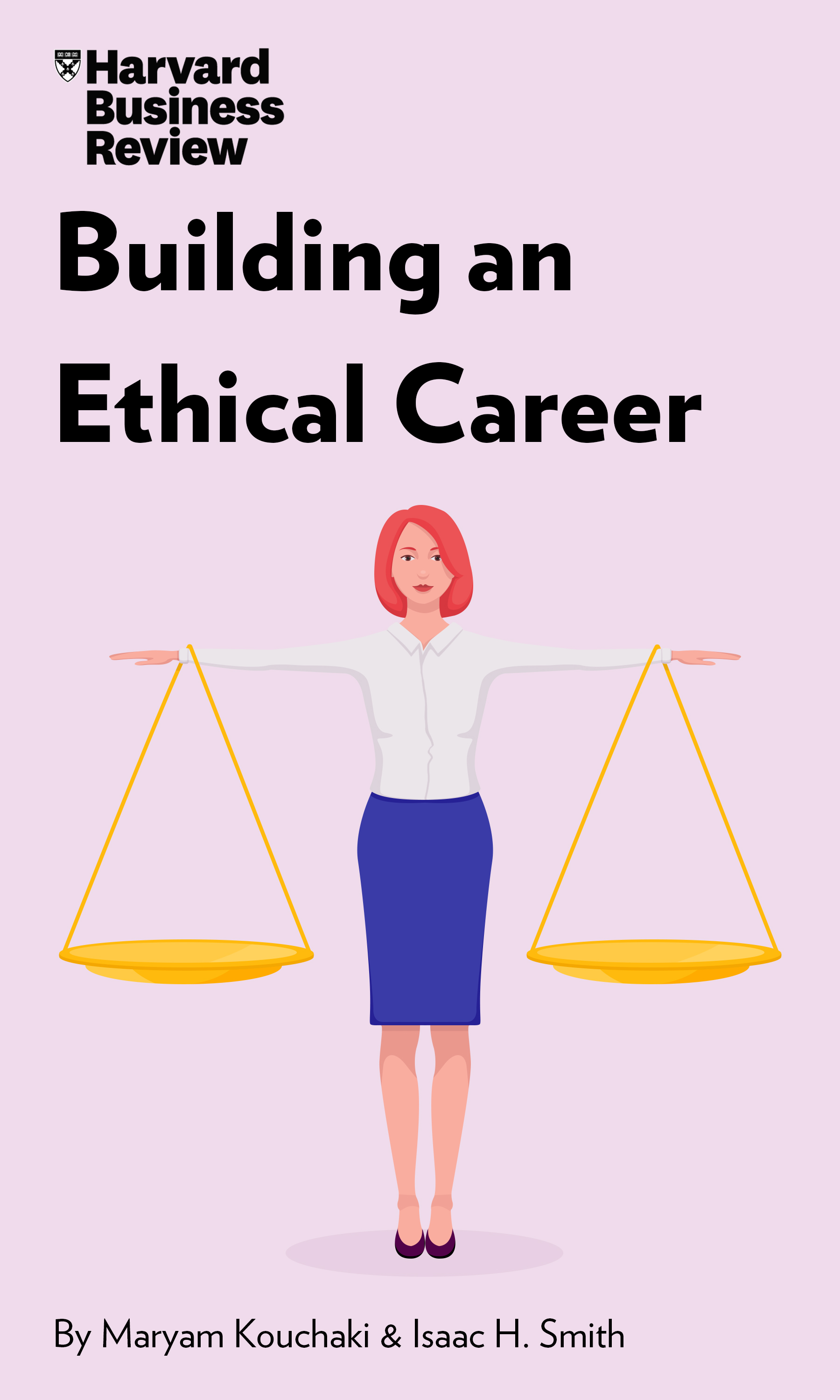"Book Cover for ""Building an Ethical Career"""