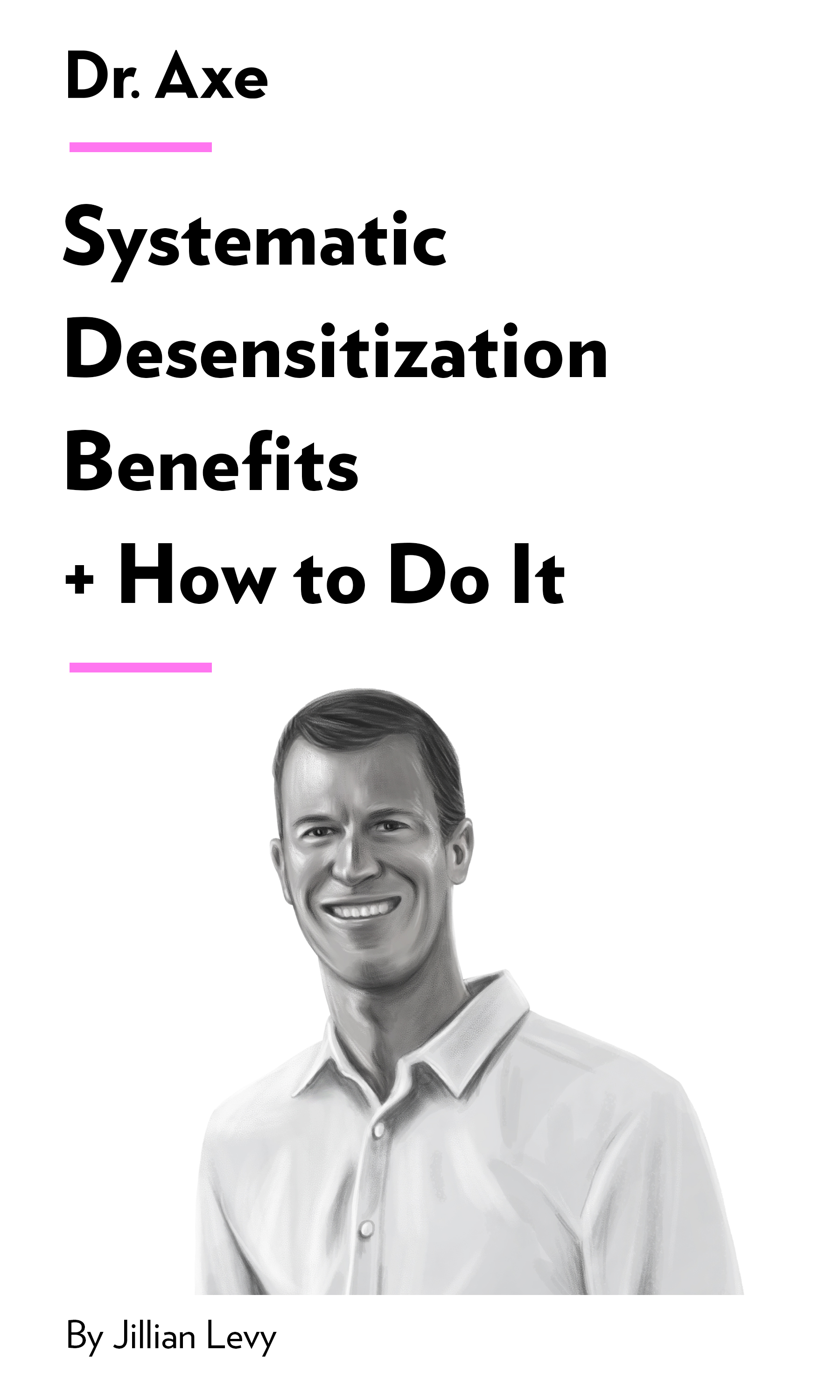 """Book Cover for """"Systematic Desensitization Benefits + How to Do It"""""""