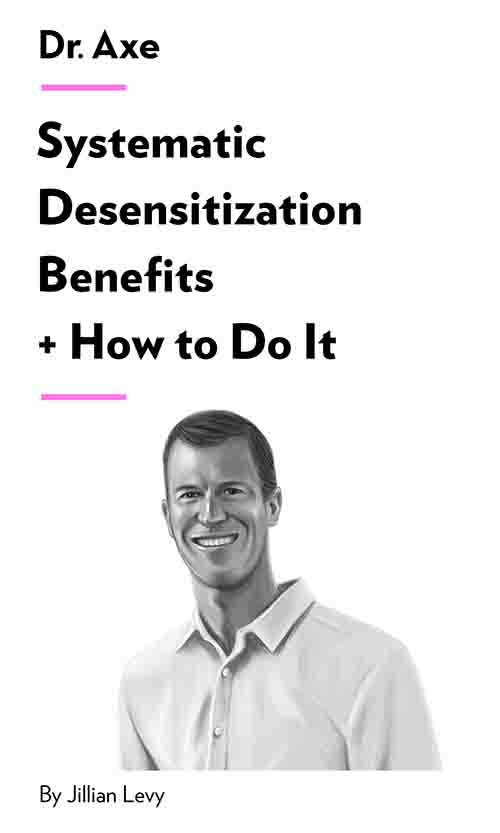 "Book Cover for ""Systematic Desensitization Benefits + How to Do It"""
