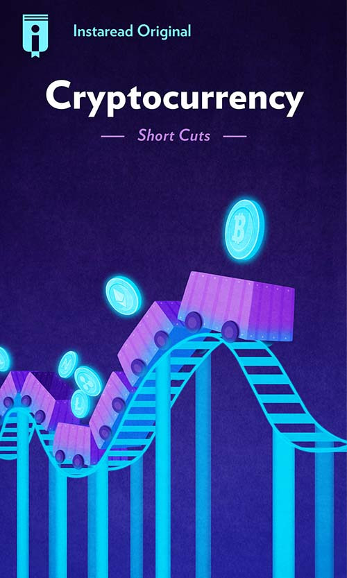 "Book Cover for ""Cryptocurrency"""