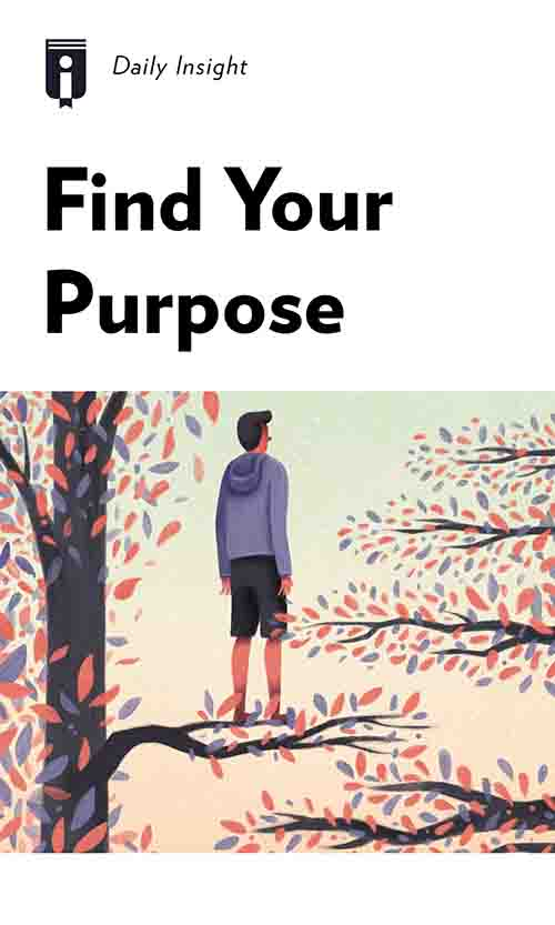 "Book Cover for ""Find Your Purpose"""