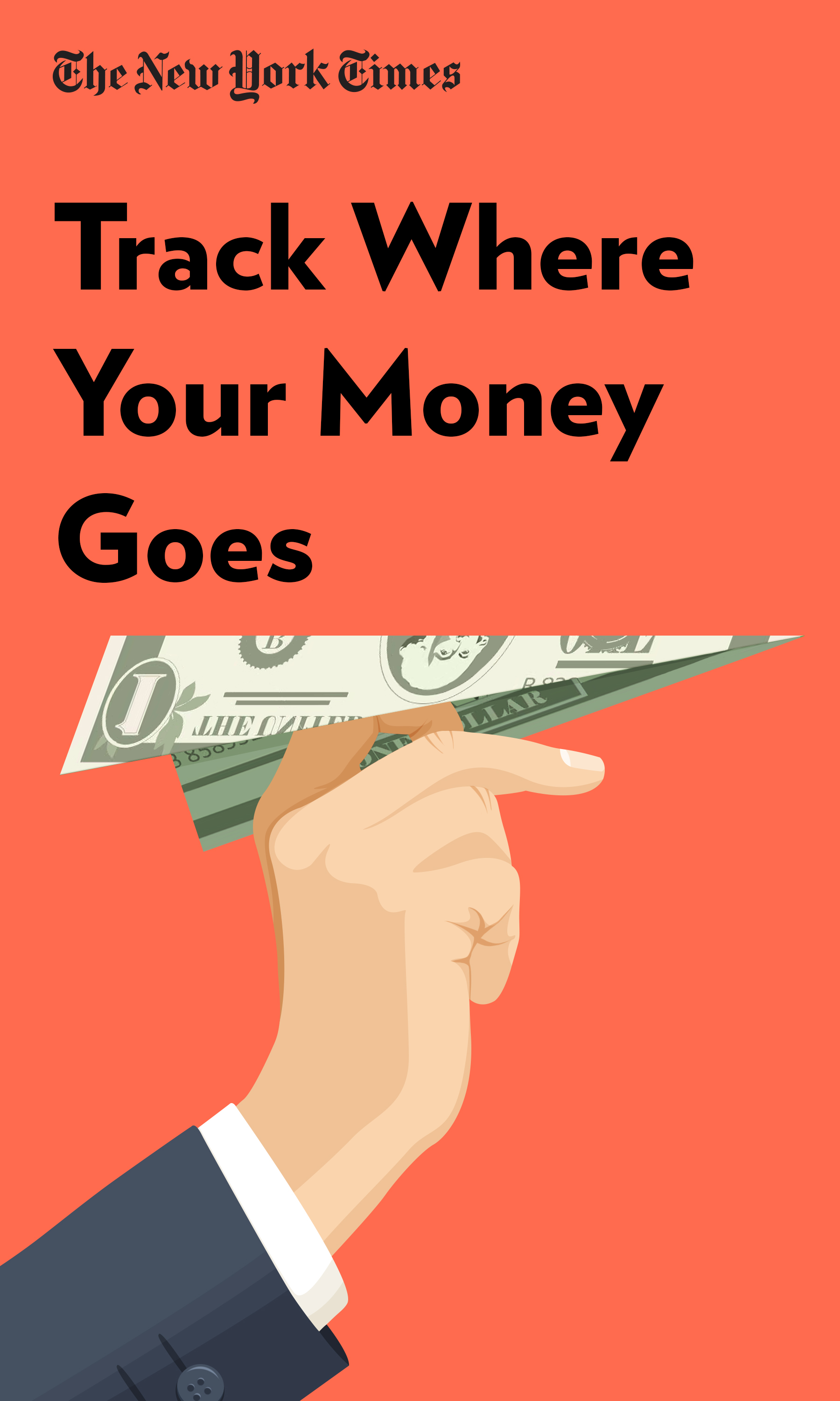 "Book Cover for ""Track Where Your Money Goes"""