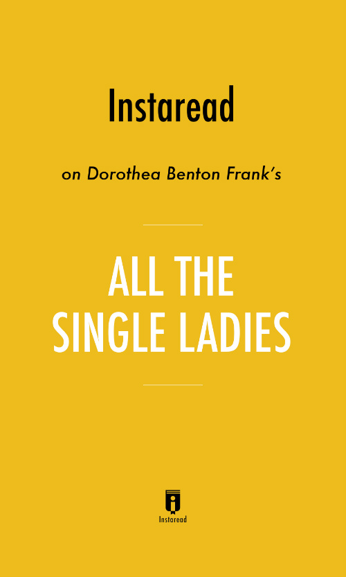 "Book Cover for ""All the Single Ladies"""