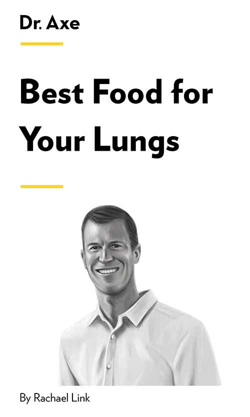 "Book Cover for ""Best Foods for Your Lungs"""