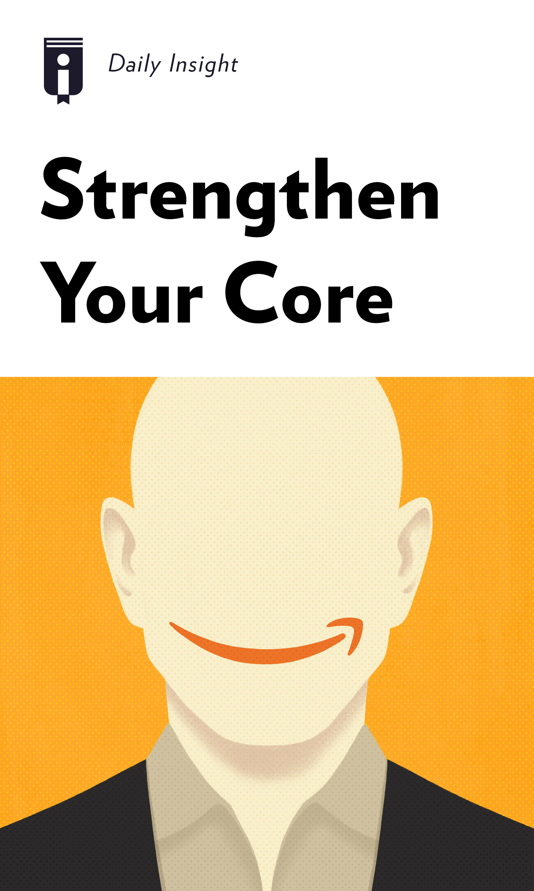 """Book Cover for """"Strengthen Your Core"""""""