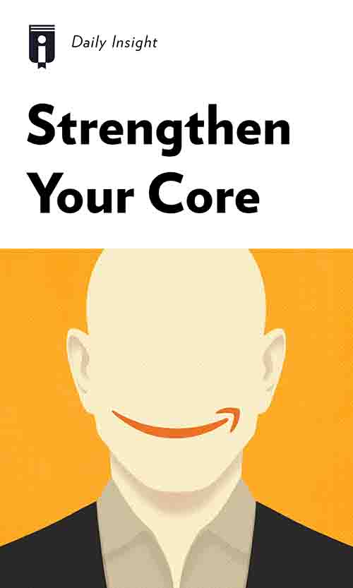 "Book Cover for ""Strengthen Your Core"""