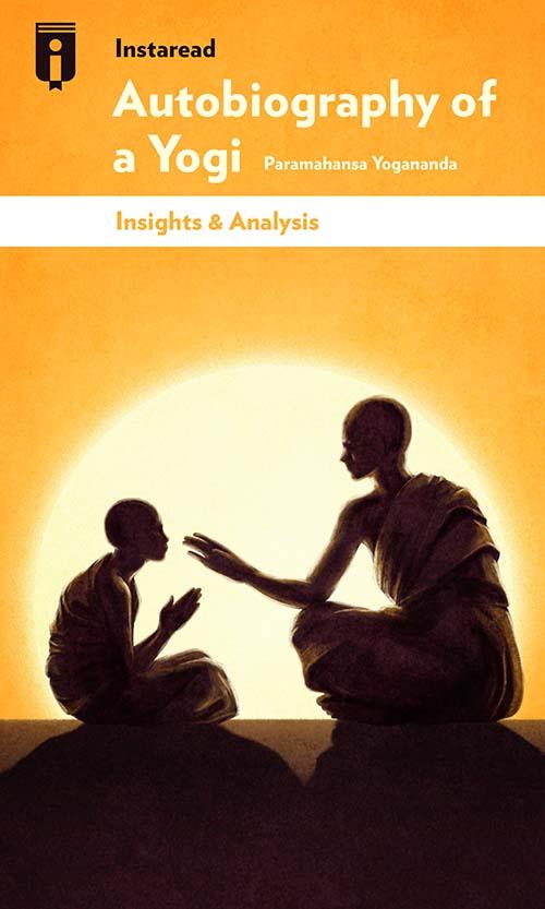 "Book Cover for ""Autobiography of a Yogi"""