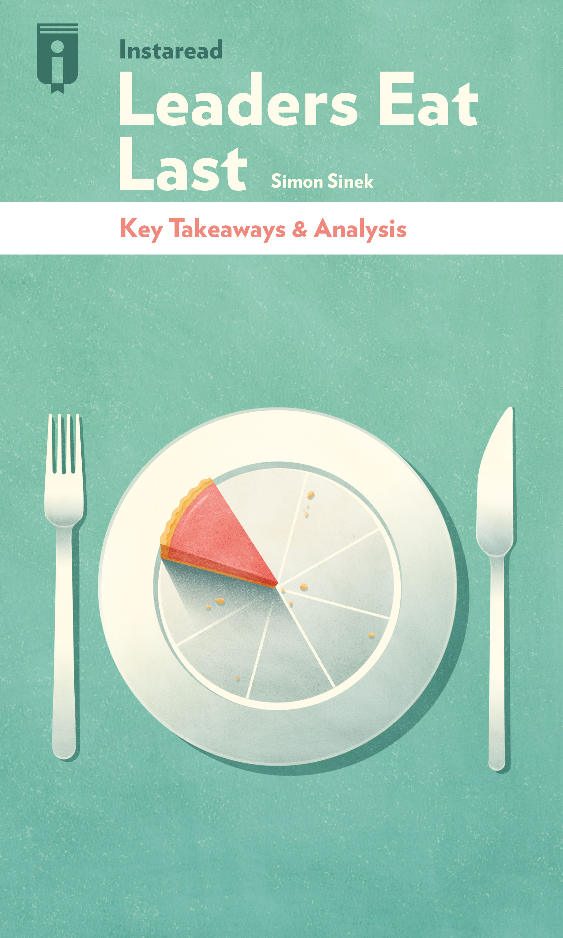 "Book Cover for ""Leaders Eat Last"""