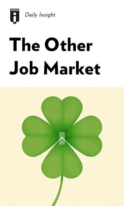 "Book Cover for ""The Other Job Market"""