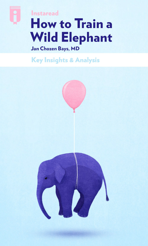 "Book Cover for ""How to Train a Wild Elephant"""