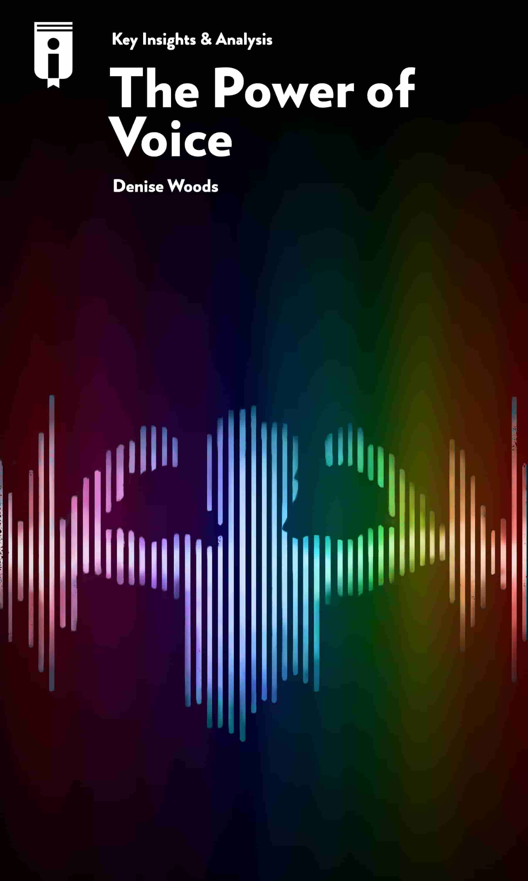 """Book Cover for """"The Power of Voice"""""""