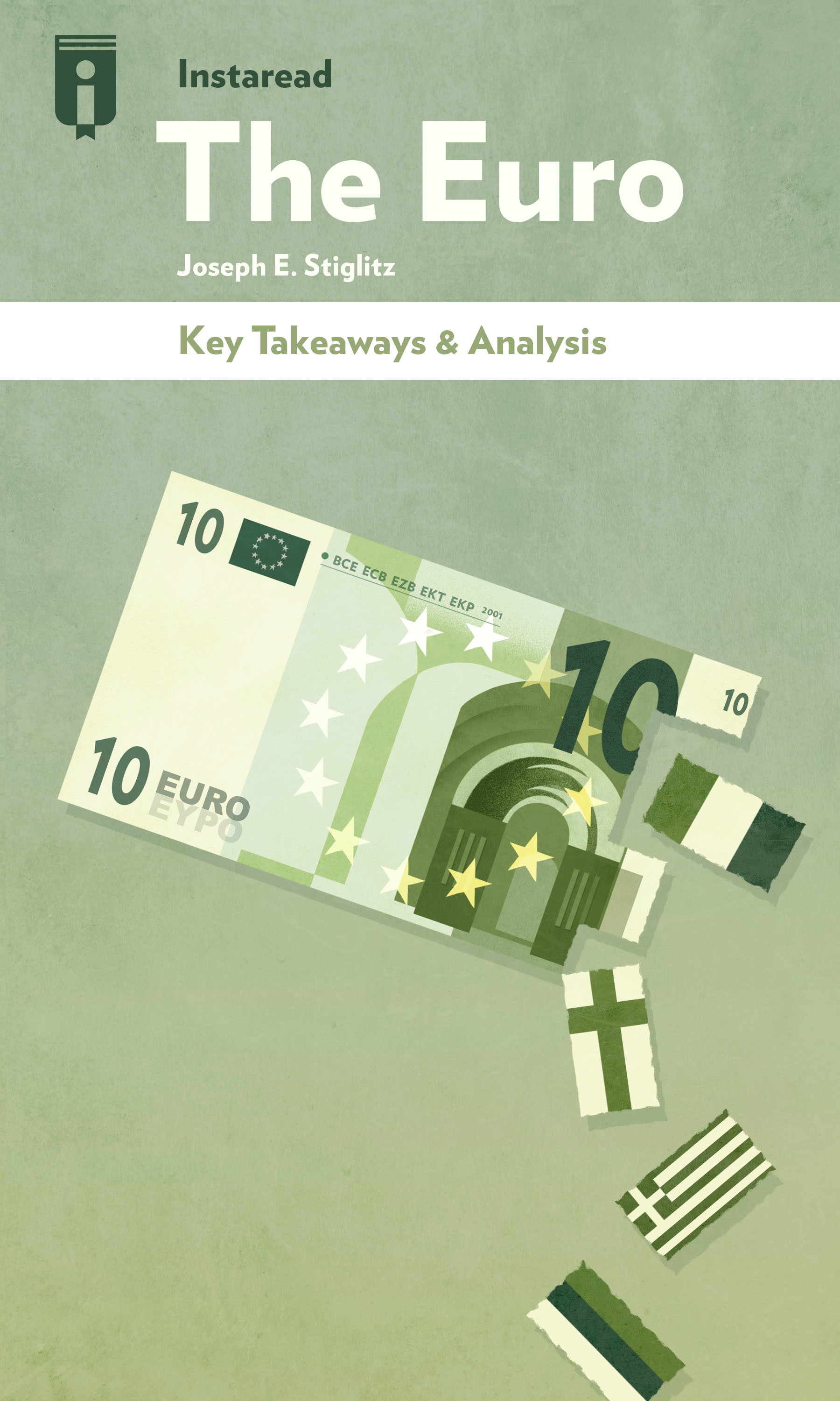 "Book Cover for ""The Euro"""
