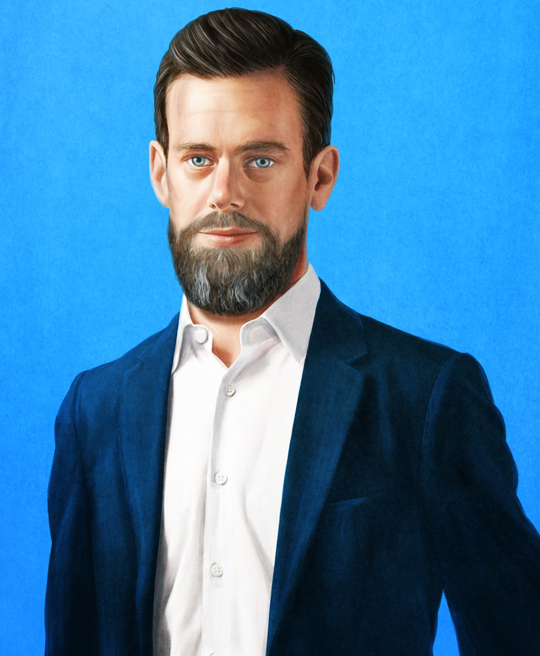 """Book Cover for """"Jack Dorsey"""""""