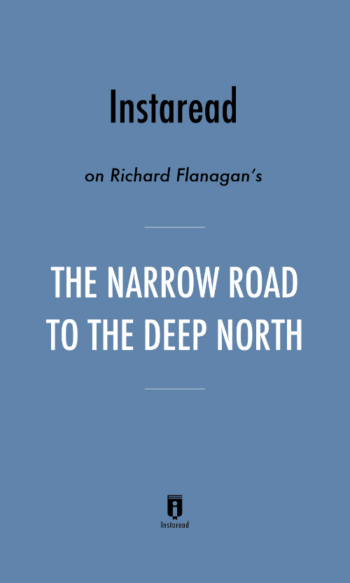 "Book Cover for ""The Narrow Road to the Deep North"""