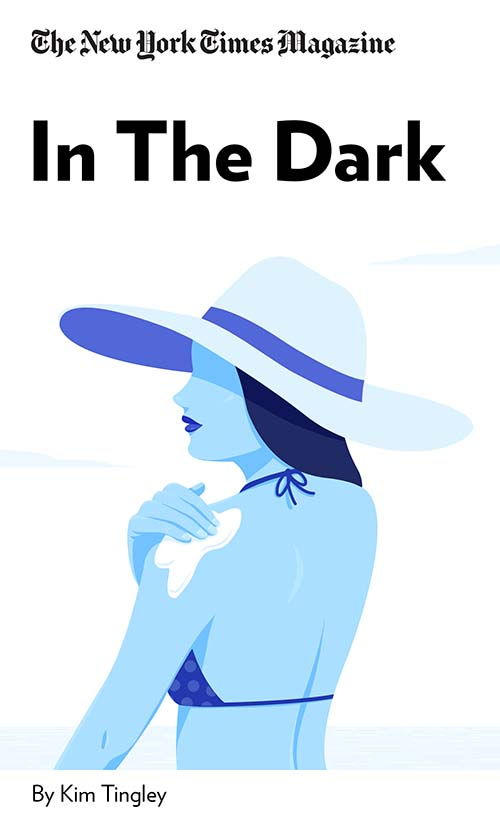 "Book Cover for ""In The Dark"""