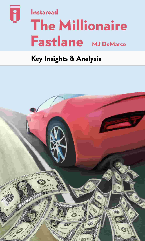 """Book Cover for """"The Millionaire Fastlane"""""""