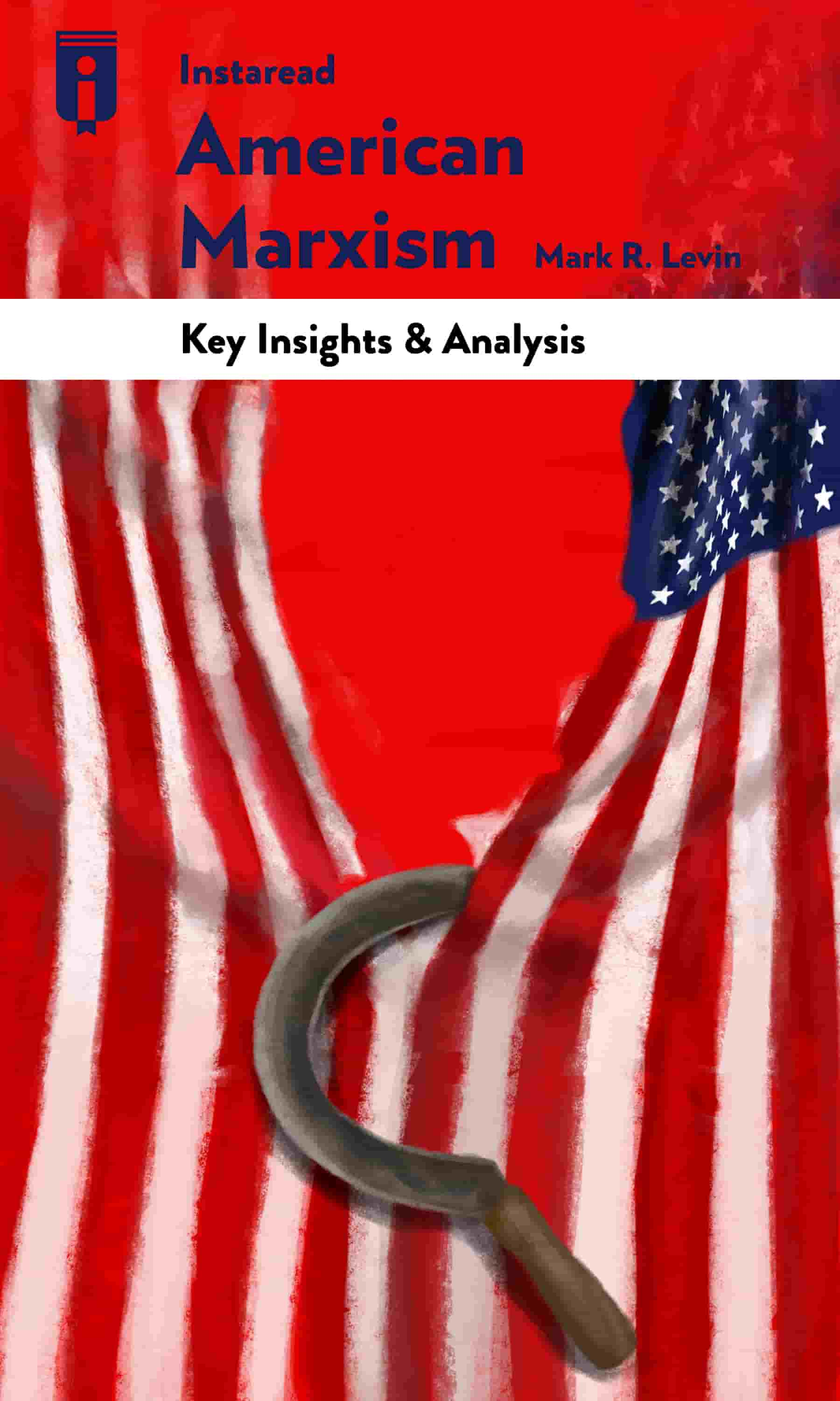 """Book Cover for """"American Marxism"""""""