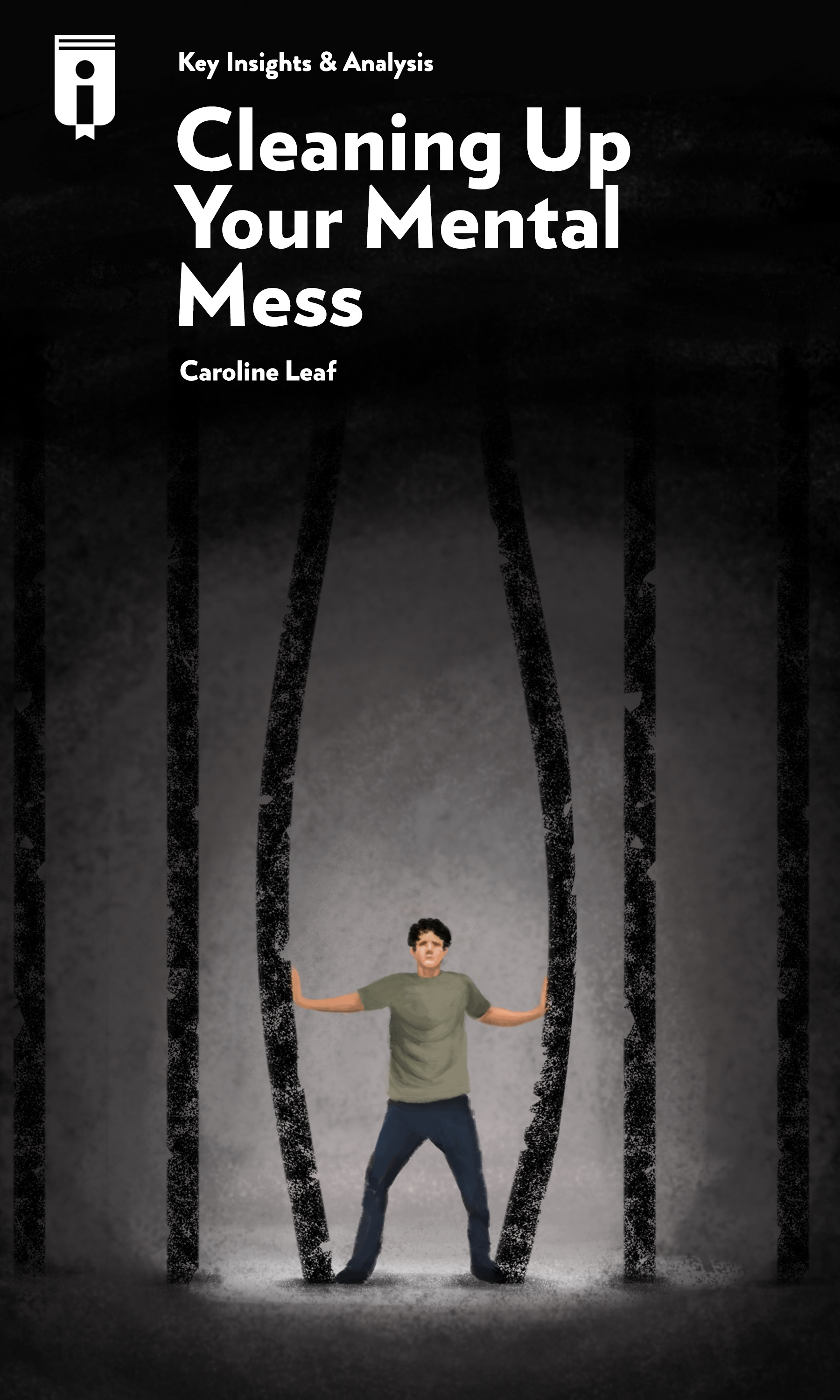 """Book Cover for """"Cleaning Up Your Mental Mess"""""""