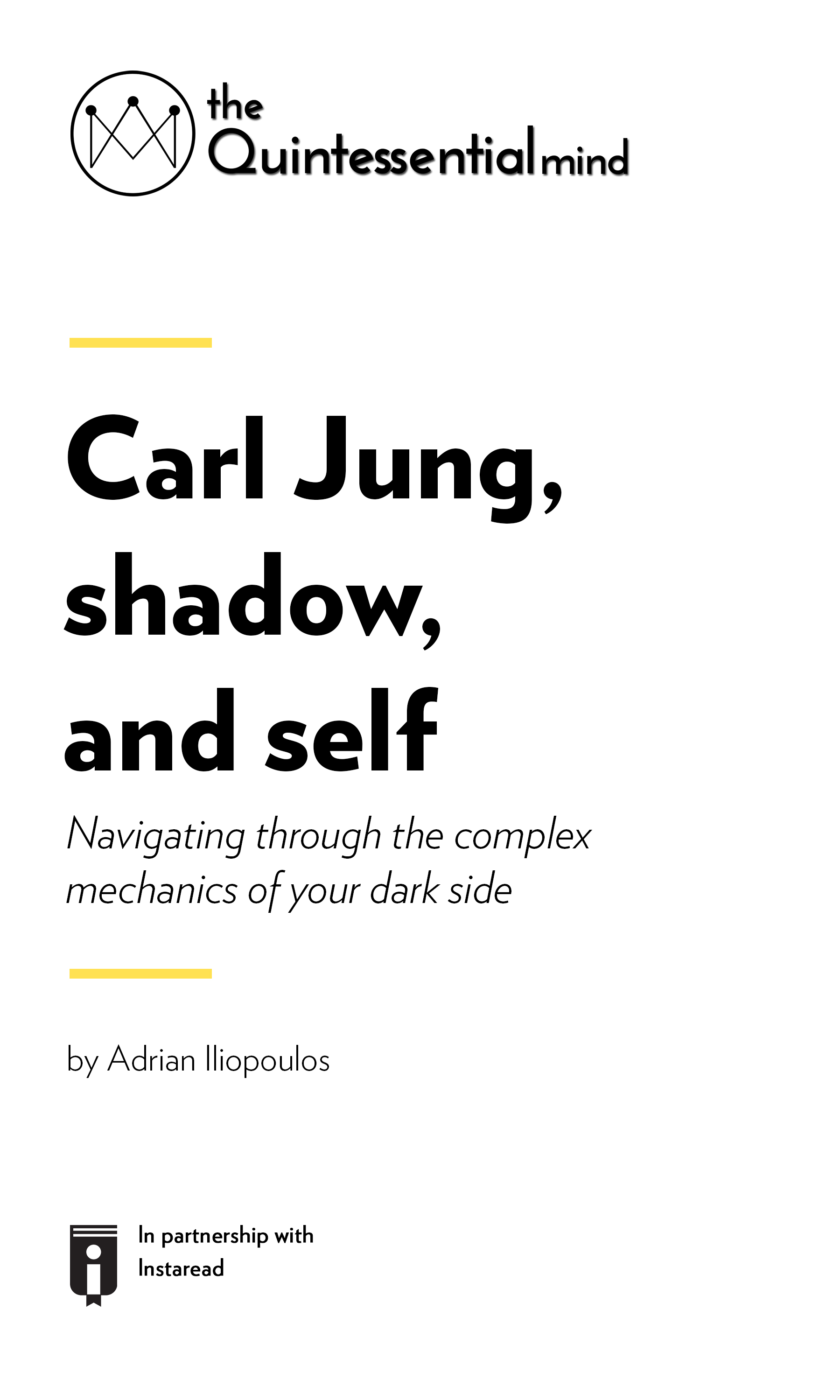 """Book Cover for """"Carl Jung, Shadow, and Self Carl Jung, Shadow, and Self – Navigating Through the Complex Mechanics of Your Dark Side"""""""