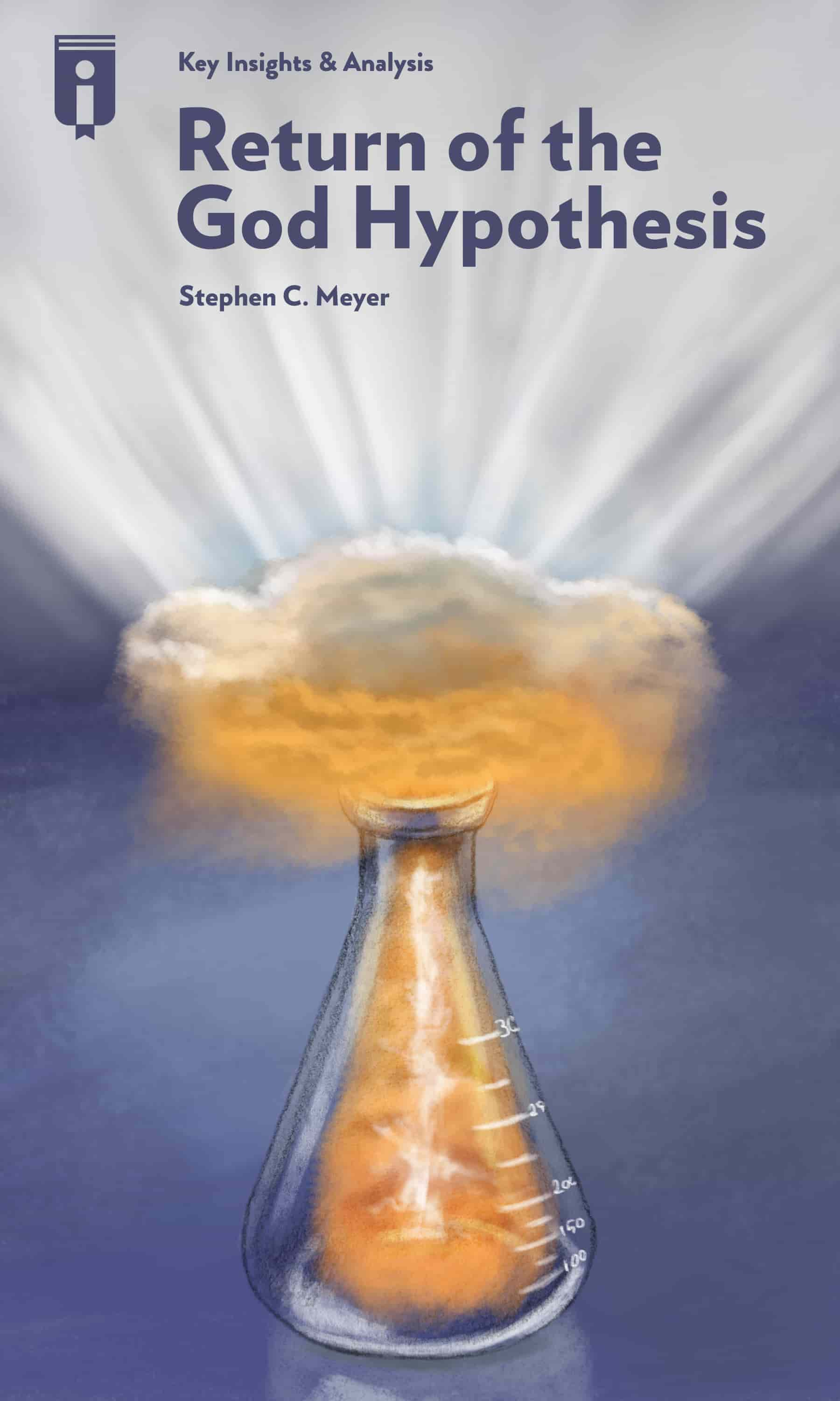 """Book Cover for """"Return of the God Hypothesis"""""""