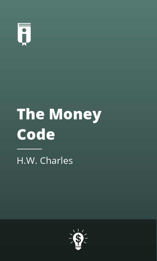 """Book Cover for """"The Money Code"""""""