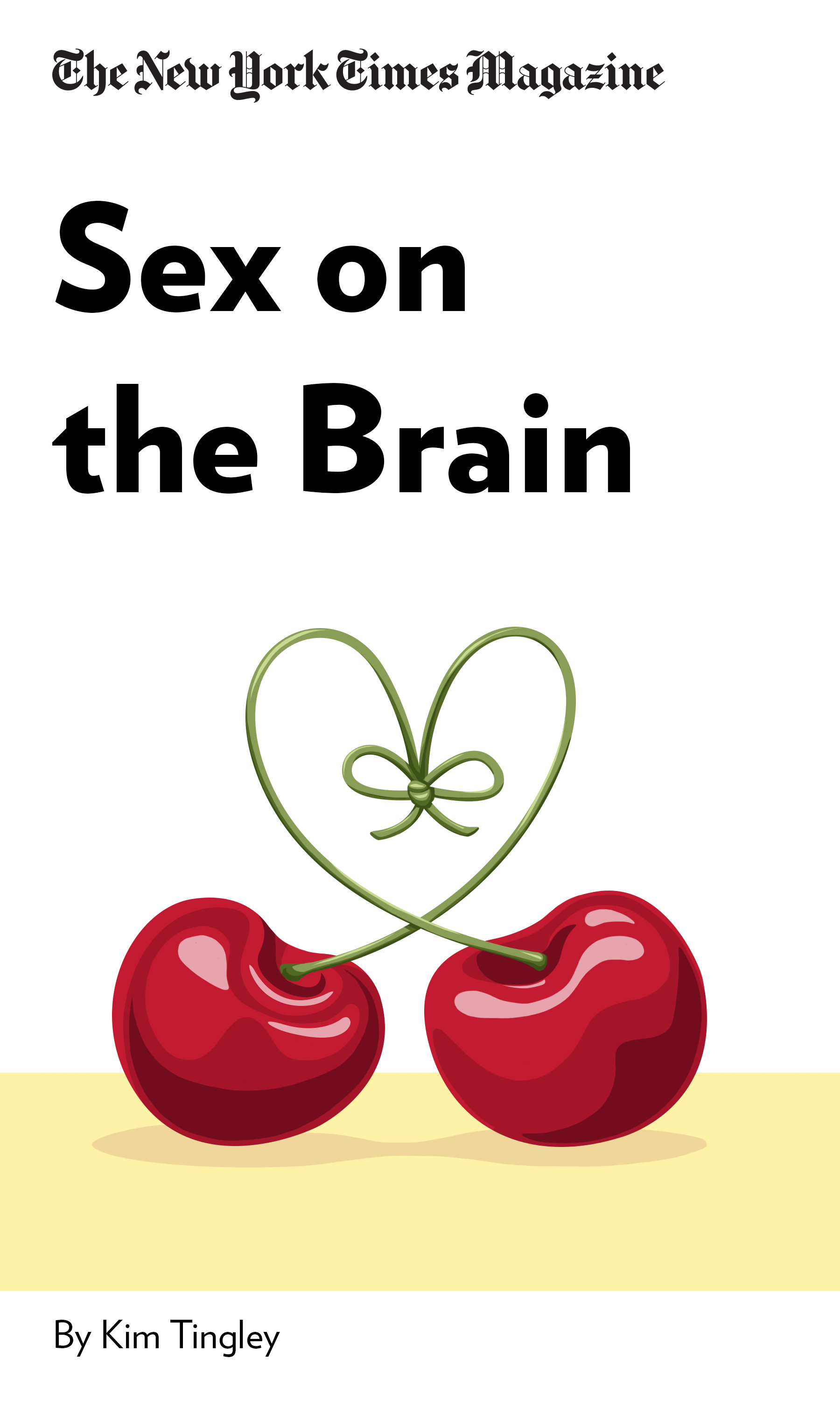 """Book Cover for """"Sex on the Brain"""""""