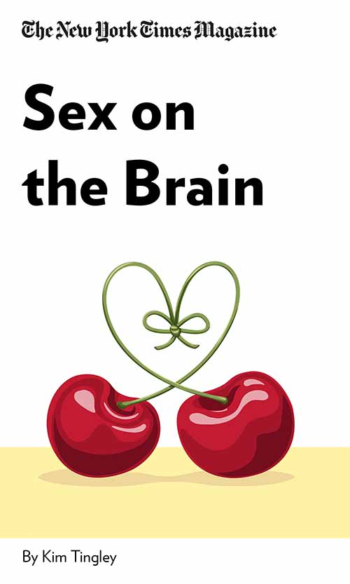 "Book Cover for ""Sex on the Brain"""