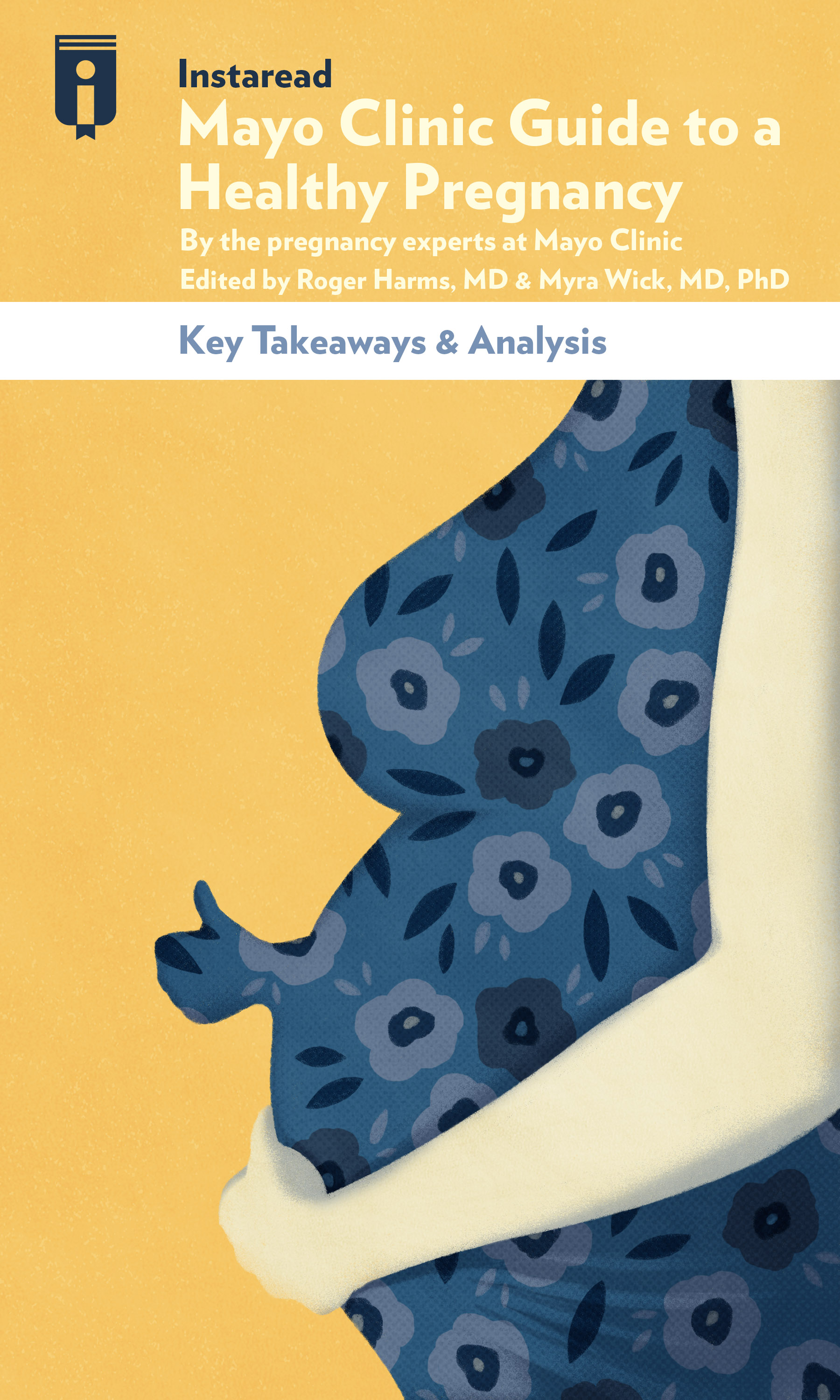 "Book Cover for ""Mayo Clinic Guide to a Healthy Pregnancy"""