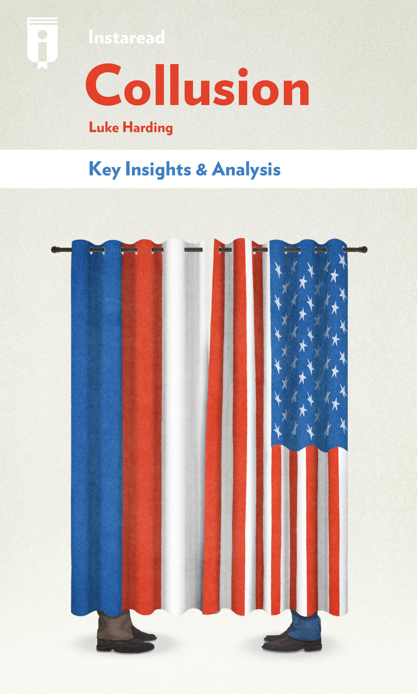 "Book Cover for ""Collusion"""