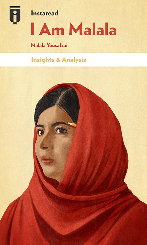 "Book Cover for ""I Am Malala"""