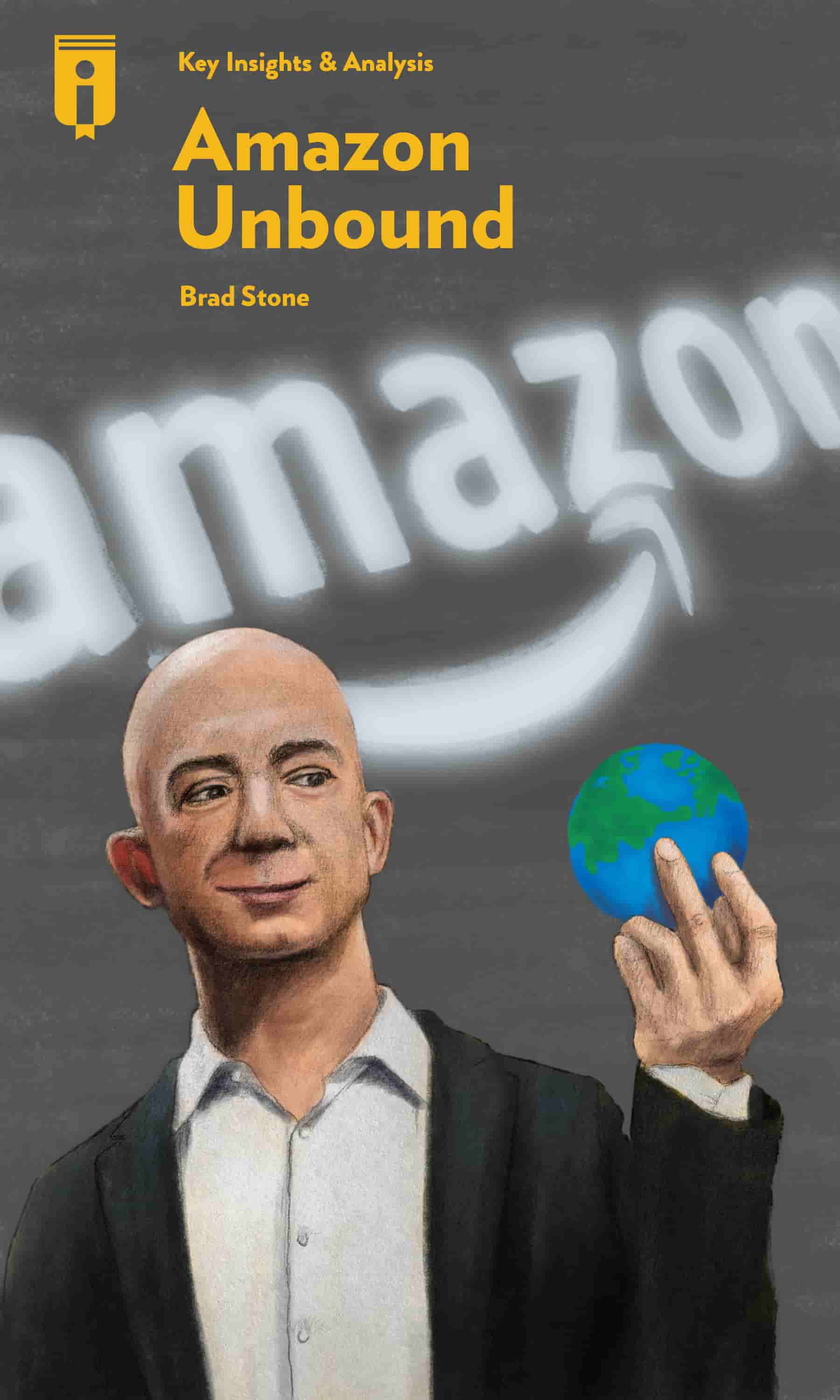 """Book Cover for """"Amazon Unbound"""""""