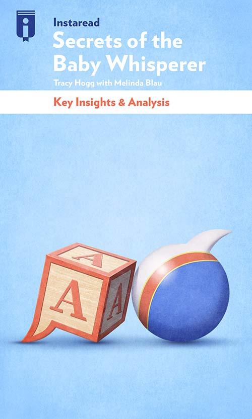 "Book Cover for ""Secrets of the Baby Whisperer"""