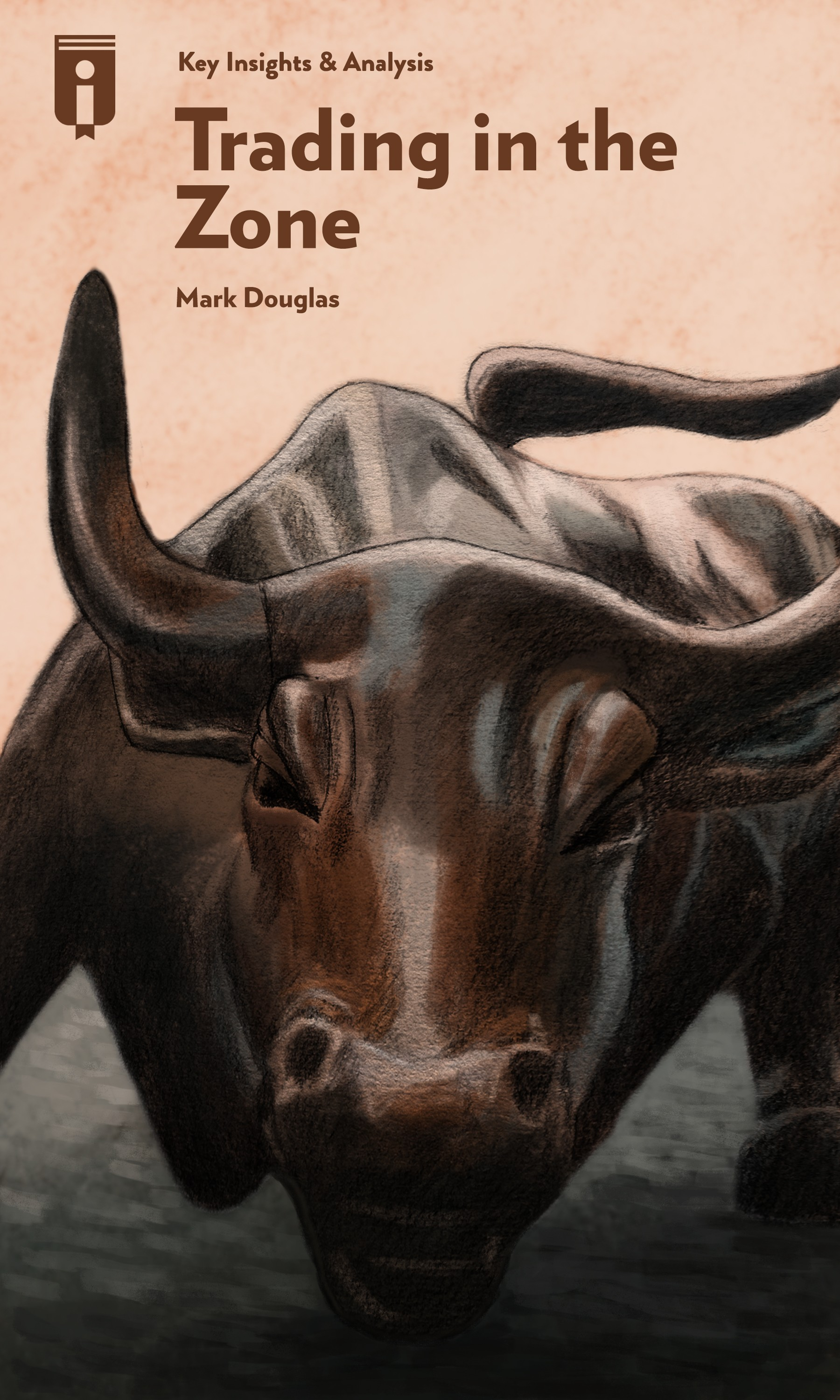 """Book Cover for """"Trading in the Zone"""""""