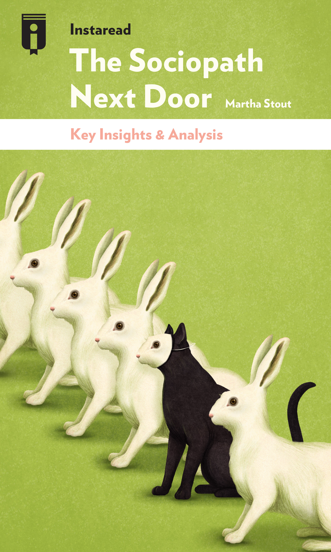 "Book Cover for ""The Sociopath Next Door"""