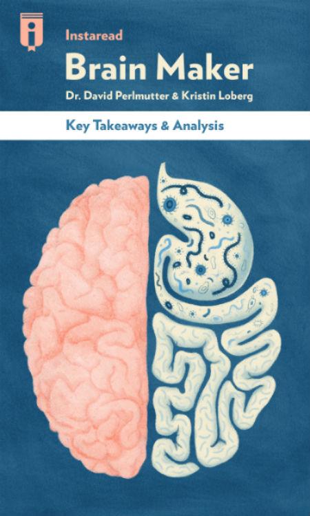 "Book Cover for ""Brain Maker"""