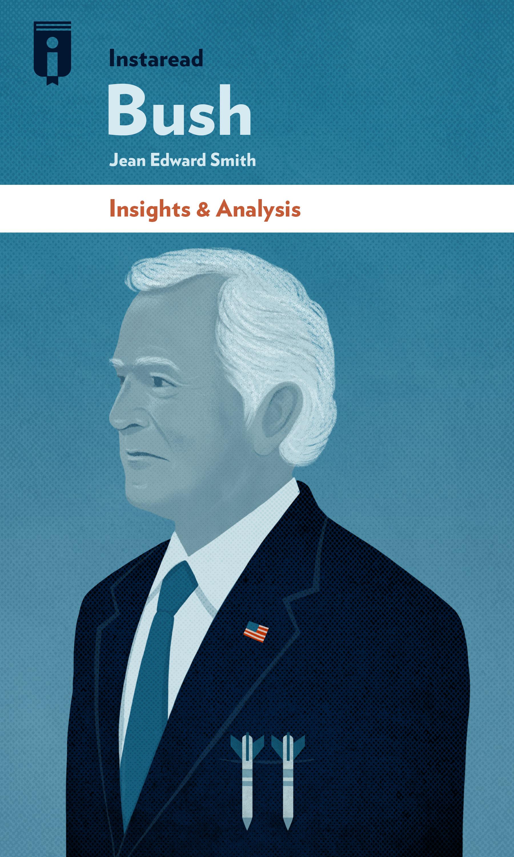 "Book Cover for ""Bush"""
