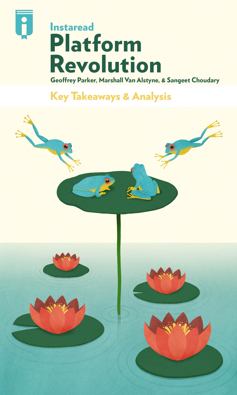 """Book Cover for """"Platform Revolution"""""""