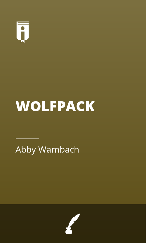 "Book Cover for ""WOLFPACK"""