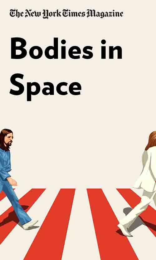 "Book Cover for ""Bodies in Space"""
