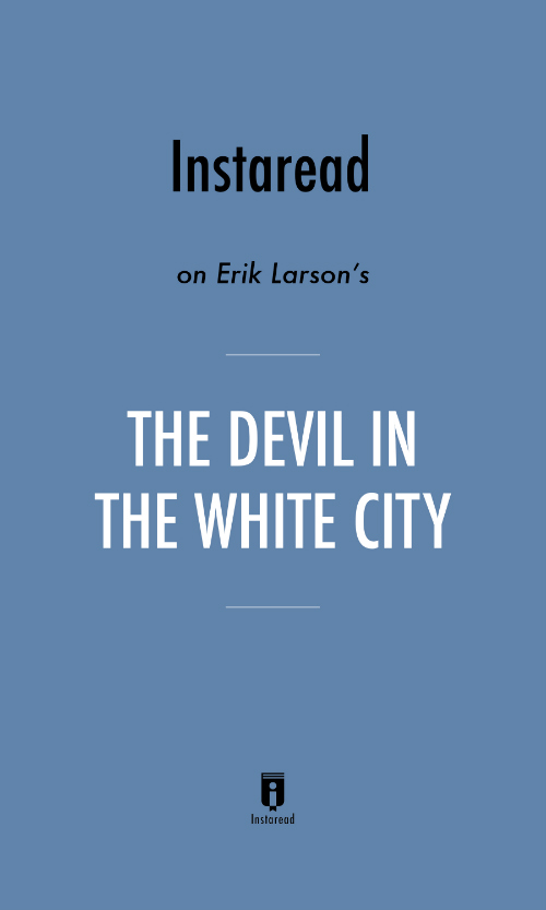 "Book Cover for ""The Devil in the White City"""