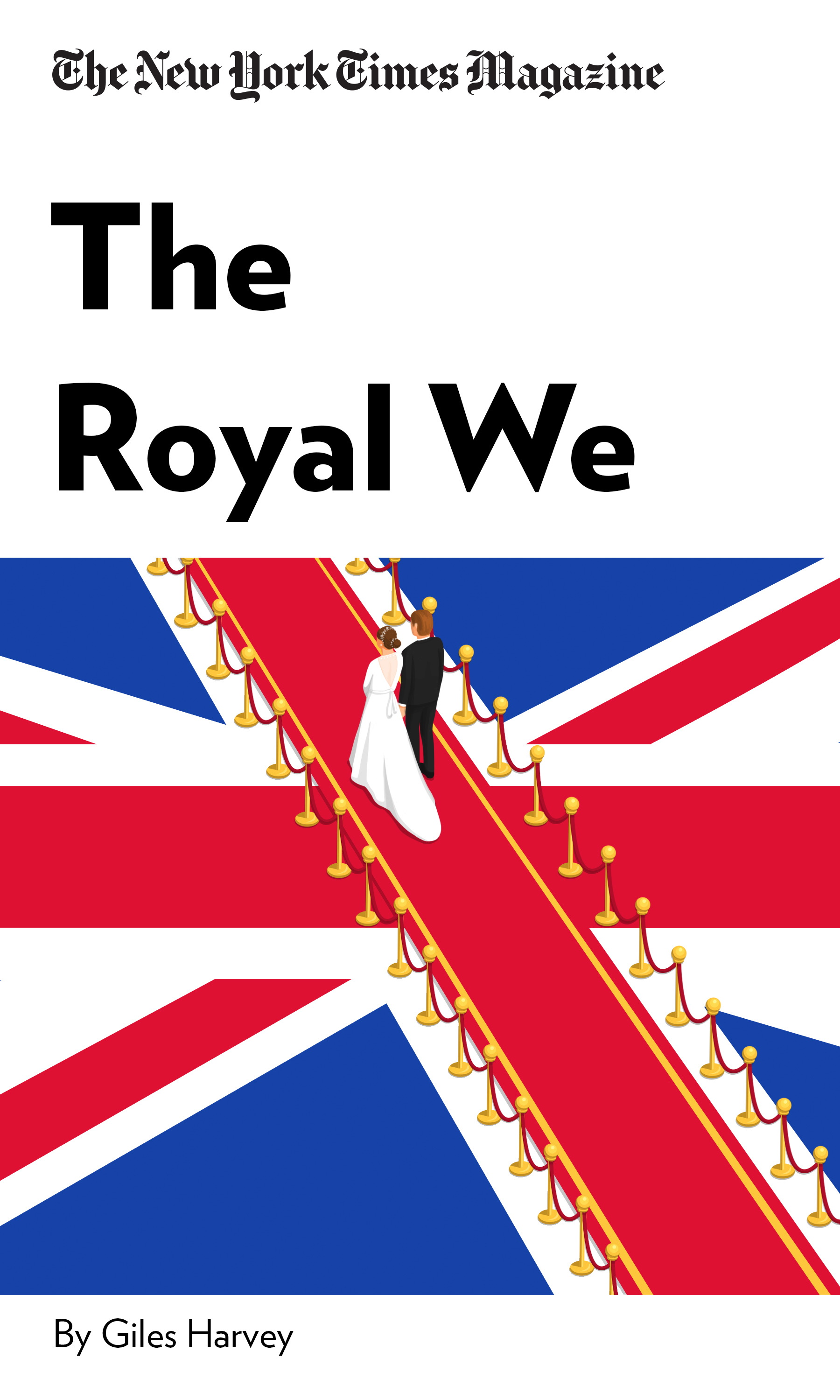 """Book Cover for """"The Royal We"""""""