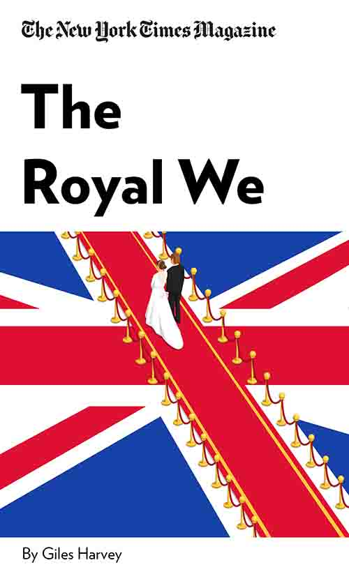 "Book Cover for ""The Royal We"""