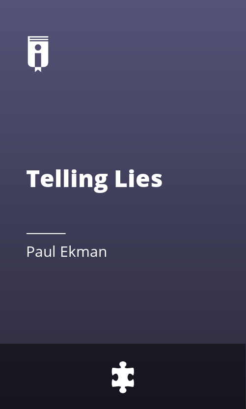 "Book Cover for ""Telling Lies"""