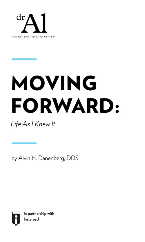 "Book Cover for ""MOVING FORWARD Life As I Knew It"""